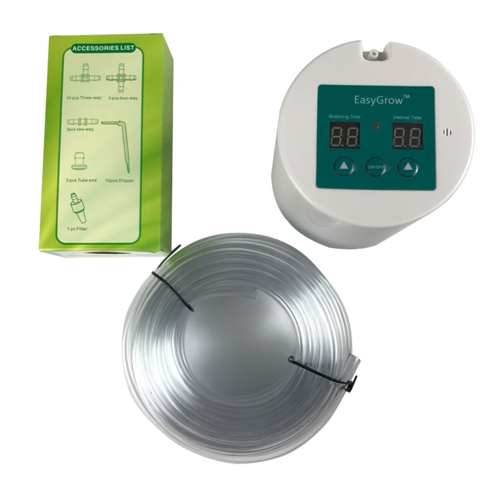 guangshun Home Easy Irrigation System Watering Timers Controller Automatic Watering System Ltd gs jhq001258796