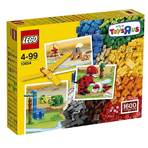 1600 Brick (LEGO Classic XL Creative Brick Box Set #10654)