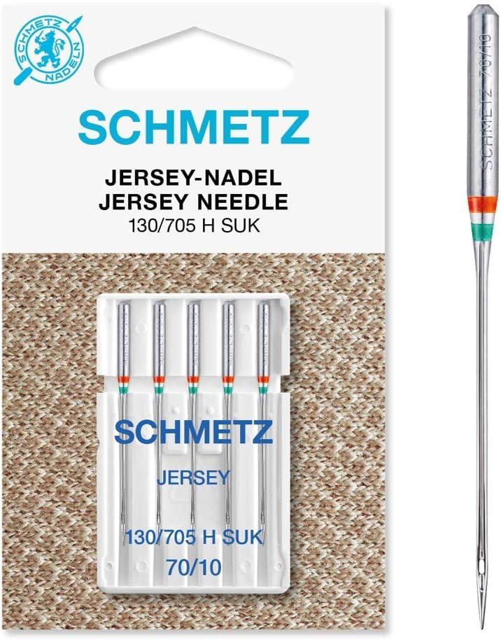 Schmetz N/ähmaschinennadeln aus Deutschland 10er-Pack sortiert 70-90