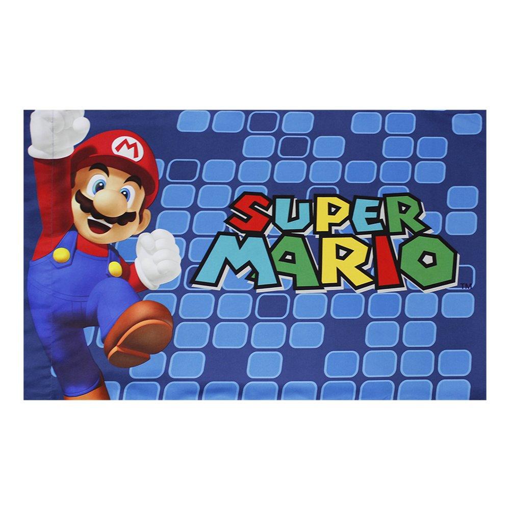 Nintendo Super Mario Reversible Pillowcase