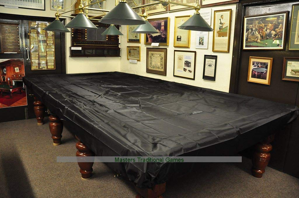 Peradon Fitted Table Dust Cover for 9 Foot Snooker Table by Peradon