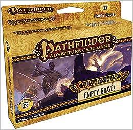 Amazon.com: Pathfinder Adventure Card Game: Mummys Mask ...