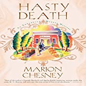 Hasty Death   Marion Chesney