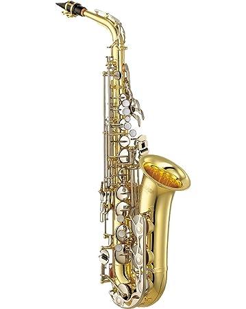 Yamaha Yas 23 Standard Eb Alto Saxophone Lacquer Finish Nickel Keys