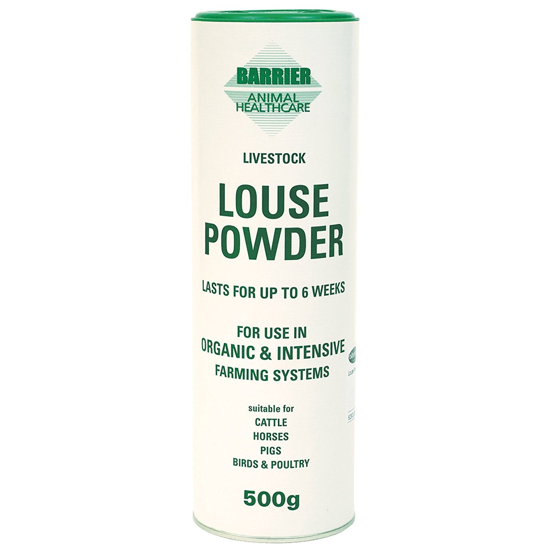 Barrier Animal Healthcare Louse Powder, 500 g 14LP