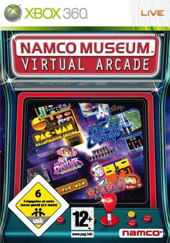 Namco Museum: Virtual Arcade (Xbox ()