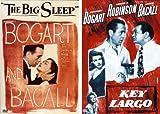 Humphrey Bogart - Key Largo - The Big Sleep Mystery Dvd Pack