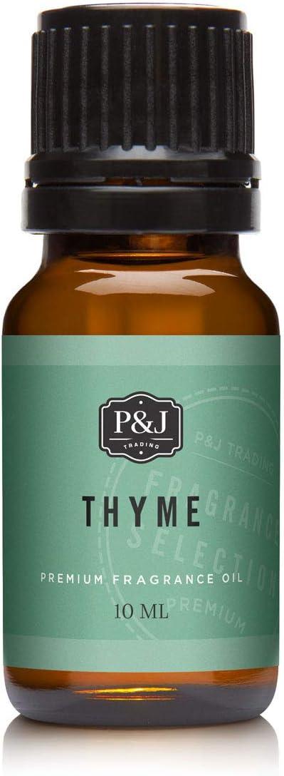Thyme Fragrance Oil - Premium Grade Scented Oil - 10ml
