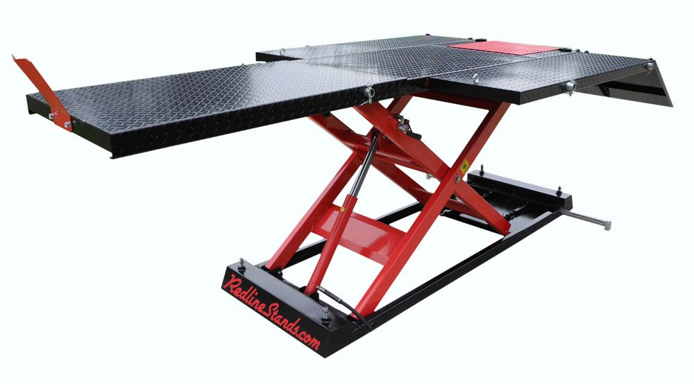 Redline TR1500 Trike Motorcycle Lift Table