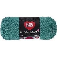Super Saver Yarn, Acrylic (Solid - Jade)