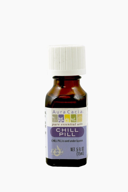 chill pill essential oil