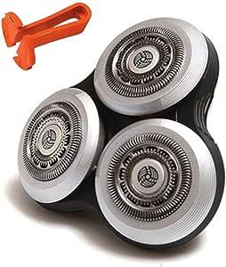 Cuchillas de repuesto para la afeitadora eléctrica de la serie ...