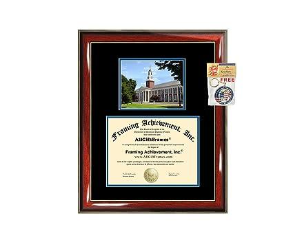 Amazon.com - Central Connecticut State University Diploma Frame CCSU ...