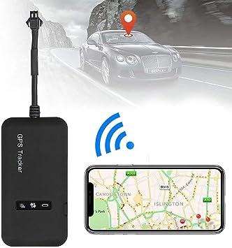 Mini GPS en Tiempo Real Localizador de rastreadores de automóviles ...