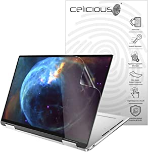 Celicious Matte Anti-Glare Screen Protector Film Compatible with Dell XPS 13 7390 (2-in-1) [Pack of 2]