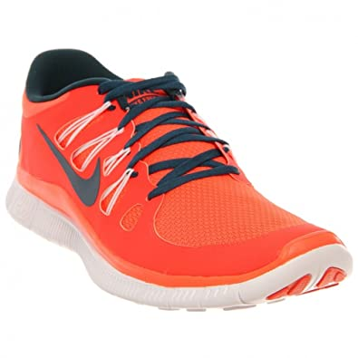 53ddcae48 Nike Lady Free 5.0+ Running Shoes - 6 - Red