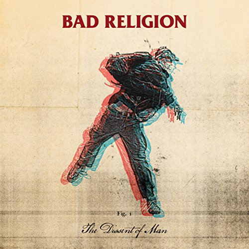 CD : Bad Religion - The Dissent Of Man (CD)