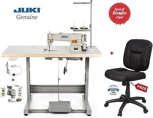 Máquina de coser industrial Juki DDL-8700, máquina de coser con ...
