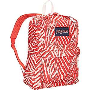 Jansport Big Student , CORAL PEACHES WILDHRT,#TDN7ZM4 (O/S)