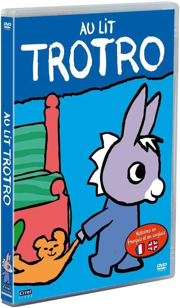 Trotro Vol 2 Au Lit Trotro Dvd Blu Ray Amazon Fr