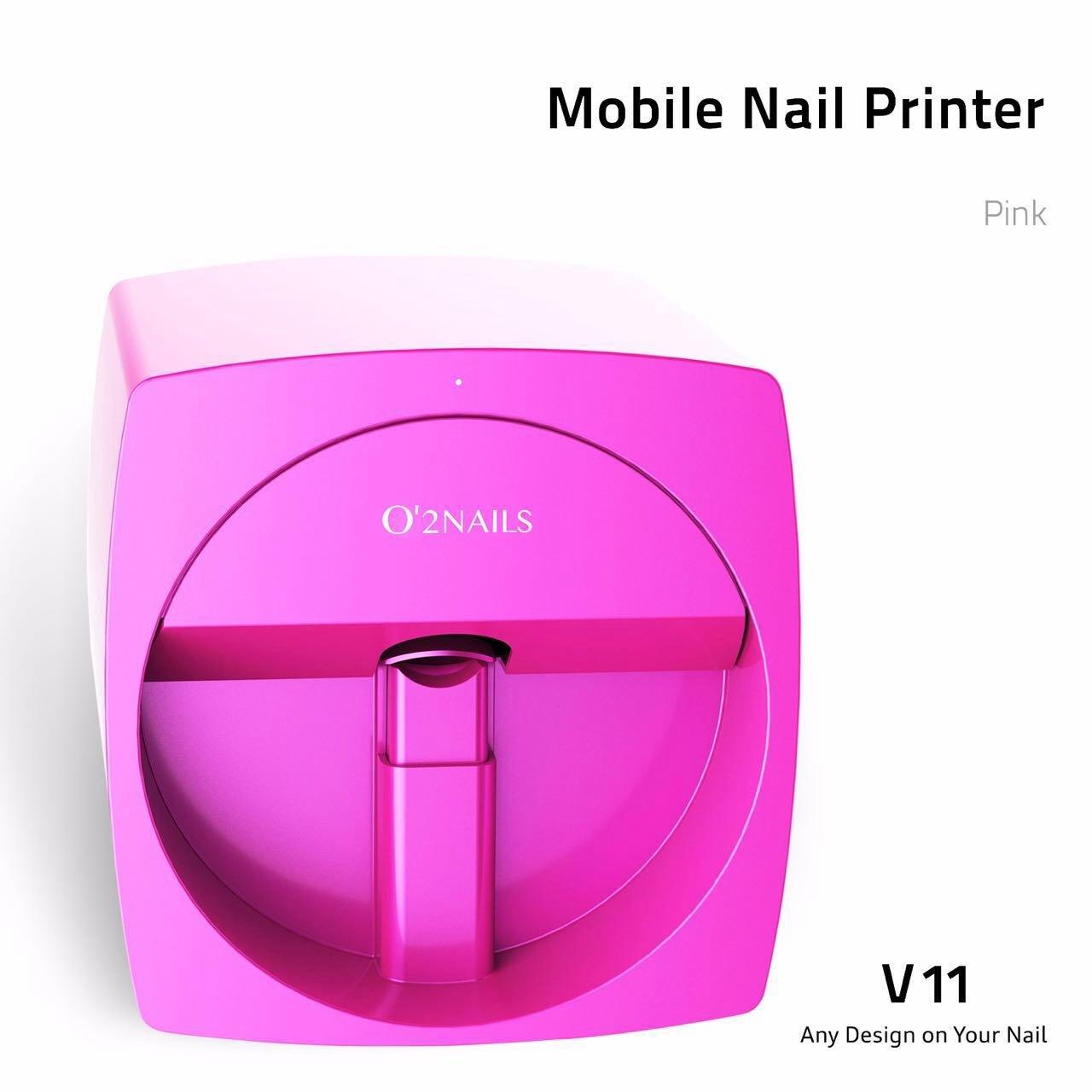 Amazon.com : Automatic Nail Painting Machine Multifunction Portable ...