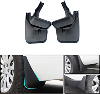 For Hyundai Elantra 2007-2010 Car Mud Flaps Splash Guards Mudguard Front and Rear Fender Accessories 4Pcs Set with Screw