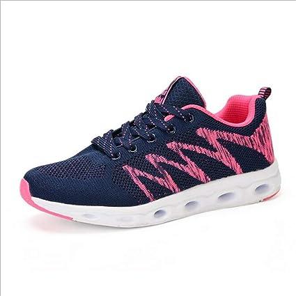da80db11ff3ad Amazon.com: Exing Women's Shoes Fall New Mesh Casual Shoes/Ladies ...