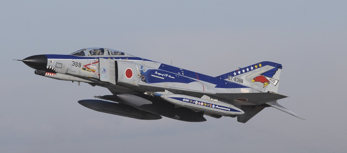 F-4EJ Kai Super Phantom [2012 Hyakuri Special] (Plastic model) (japan import)