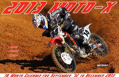 2013 MOTOCROSS CALENDAR monster supercross (Kevin Windham Motocross)