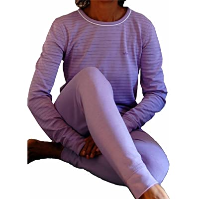2 Piece Set Top and Bottom Ladies Ski Long Johns Thermal Underwear dcb6f992d