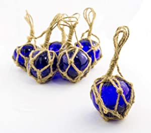 Cobalt Glass Float Balls   Fishing Buoy Balls 2