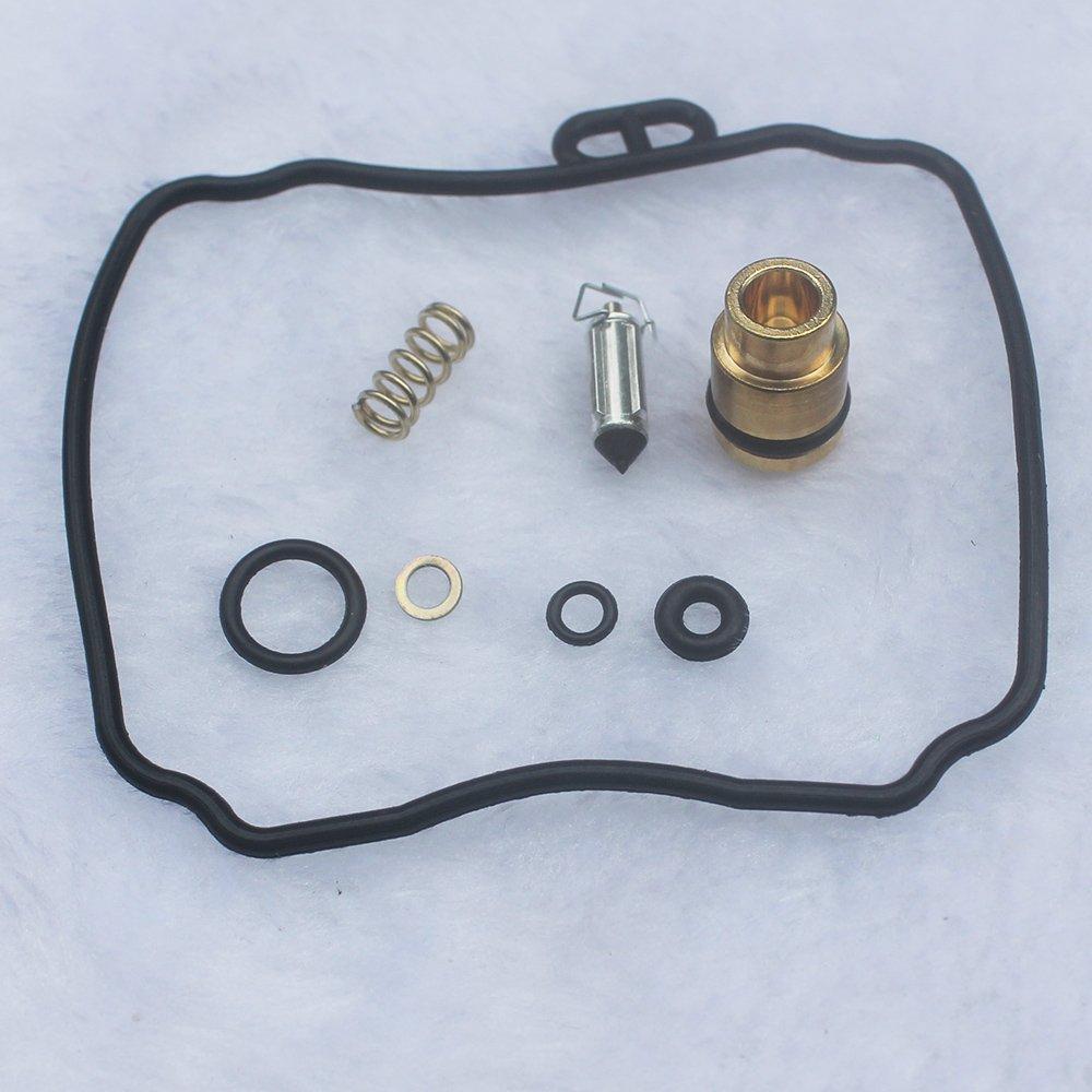 Kipa Carburetor Rebuild Repair Kit For Yamaha Virago 250 Fuel Filter Route 66 V Star Xv250 650 Xvs650 Custom Raven
