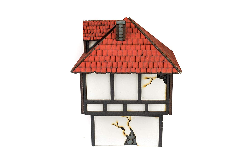 28mm Fantasy Wargame Terrain Model Diorama WWS Scenery Manufacturer
