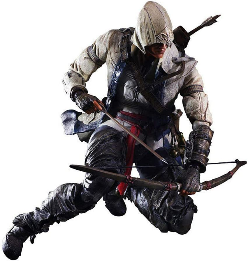 Auuua Anime Statue Kai Assassin S Creed Model Action Game