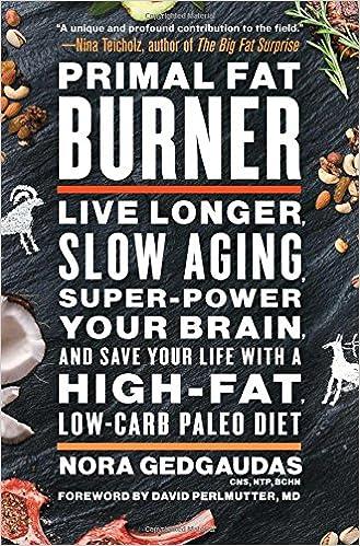 Primal Fat Burner: Live Longer, Slow Aging, Super-Power Your ...