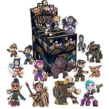 Funko - Figurine League Of Legends Mystery Minis - 1 boîte au hasard / one Random box - 0889698106412