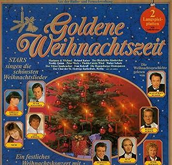 Stars Singen Die Schönsten Weihnachtslieder.Goldene Weihnachtszeit Stars Singen Die Schönsten Weihnachtslieder