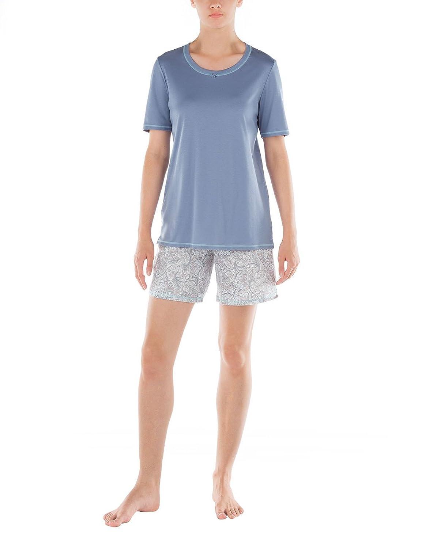 f8989ffe45 Calida Damen Zweiteiliger Schlafanzug Marseille Pyjama Kurz günstig online  kaufen