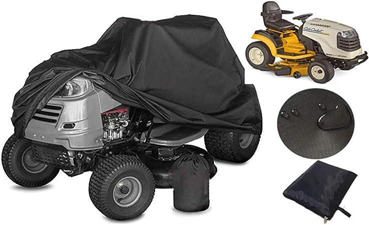 YMYP08 Segadora Cubierta, Resistente Al Agua Y UV Cubierta For El Tractor Corta Césped, Cubierta 210D Oxford Máquina, Cobertura Universal 72 Pulgadas (Size : 140 * 66 * 91cm/55 * 25.9 * 35.8in): Amazon.es: Hogar