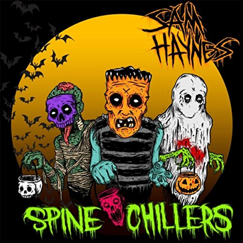 Spine Chillers (Horror Music for Halloween)