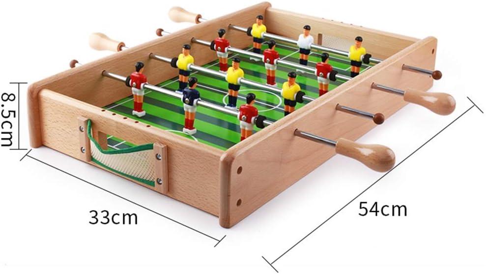Futbolines Juego De Fútbol mesa Pequeña Máquina De Fútbol mesa De Juego De Mesa De Fútbol De Seis Plazas Para El Hogar Juguetes Para Niños Regalos De Cumpleaños 3-10 Años De Edad