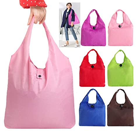 Amazon.com: Grocery-Totes-Bags-Shopping-Bolsas reutilizables ...