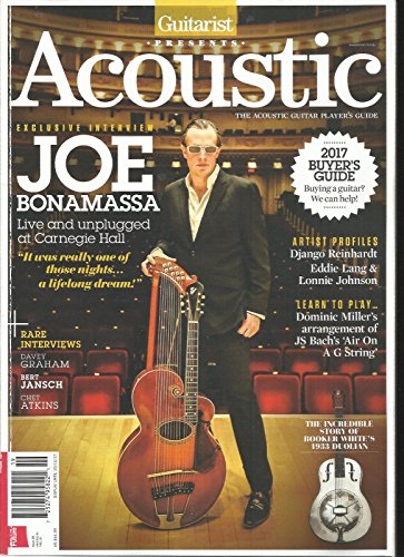 ACOUSTIC MAGAZINE, THE ACOUSTIC GUITAR PLAYER
