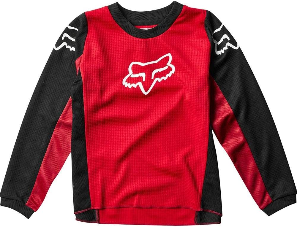Flame RED Fox Racing 2020 Peewee 180 Jersey Prix Medium