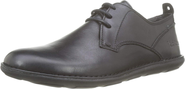 Kickers Swidira, Zapatos de Cordones Derby para Hombre