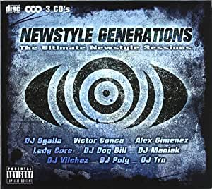Newstyle Generations (3cd)