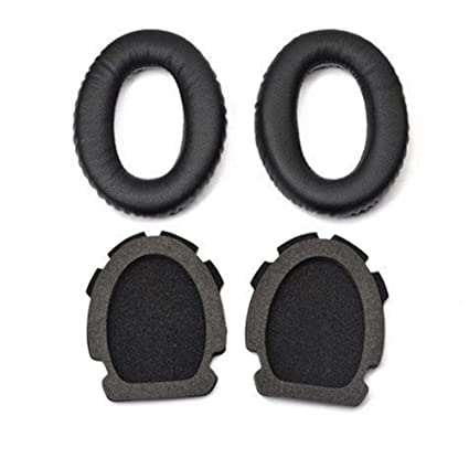 a5275f88a93 Image Unavailable. Image not available for. Color  A20 Headset Ear Cushions  Replacement ...