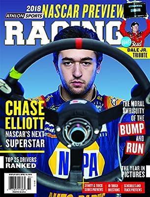 Athlon Sports 2018 NASCAR Racing Preview