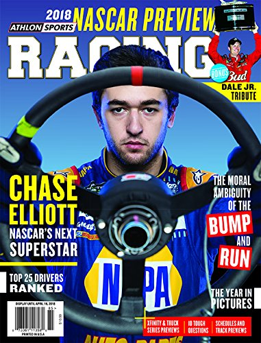 Athlon Sports 2018 Nascar Racing Preview