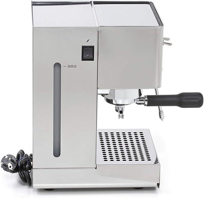Lelit PL41 PLUS Glenda, Máquina de Espresso Semiprofesional – Termómetro Analógico de Temperatura de Caldera - Ideal ...